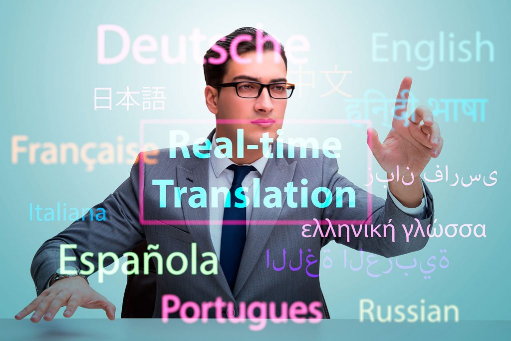 document translation and Interpreter services